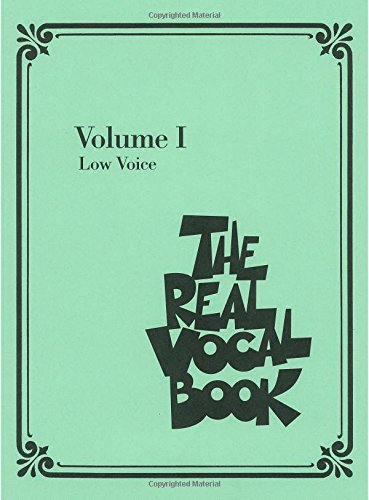 the-real-vocal-book-volume-i-low-voice-edition