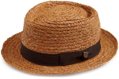 0800d7a0cc6 Check Out Brixton Men s Delta Fedora Hat
