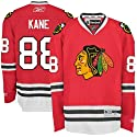 Patrick Kane Red Reebok NHL Premier Chicago Blackhawks Jersey
