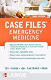 img - for Case Files Emergency Medicine, Third Edition (LANGE Case Files) by Toy, Eugene, Simon, Barry, Takenaka, Kay, Liu, Terrence, Ros (2012) Paperback book / textbook / text book