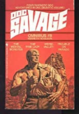 Doc Savage Omnibus No 8