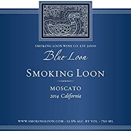 2013 Smoking Loon Blue Loon Moscato