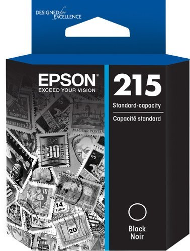 T215 Standard-capacity Black Ink Cartridge