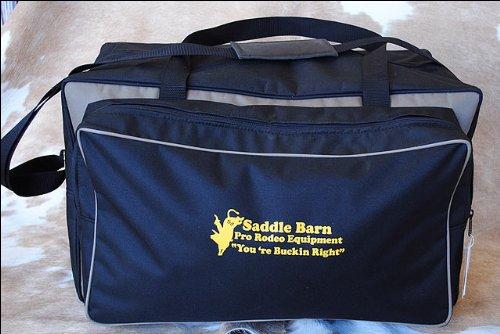 Mocha Saddle Barn Pro Rodeo Super Pro Gear Bag Cordura 12 X 14 X 24 (Pro Rodeo Gear compare prices)