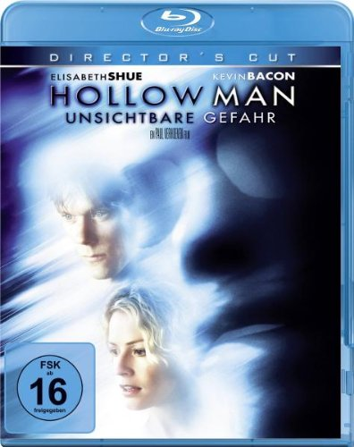 Hollow Man - Unsichtbare Gefahr (Director's Cut) [Blu-ray]