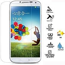 Excelente protectores de pantalla de Cristal Templado para Samsung i9500 Galaxy S4