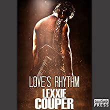 Love's Rhythm: Heart of Fame, Book 1 (       UNABRIDGED) by Lexxie Cooper Narrated by Josie Minor