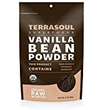 Terrasoul Superfoods Vanilla Bean Powder (Organic), 3 Ounce
