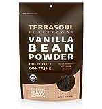 Terrasoul Superfoods Vanilla Bean Powder (Organic), 3 Ounce