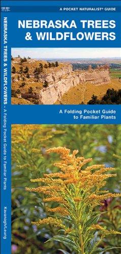 Nebraska Trees & Wildflowers: A Folding Pocket Guide to Familiar Plants (Pocket Naturalist Guide Series)