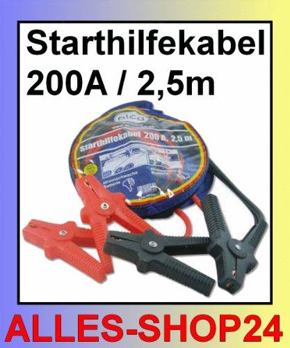 Auto Überbrückungskabel Starthilfekabel 12V