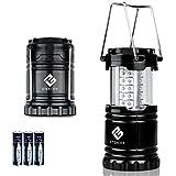 Etekcity Ultra Bright Portable LED Camping Lantern with 3...