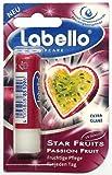 Labello Lip Care Balm - Star Fruits Passion Fruit - 4.8g/5.5ml