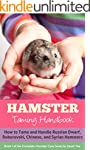 Hamster: Taming Handbook: How to Tame...