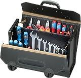 Parat 16.000-571 Top-Line Werkzeugtasche mit Mittelwand