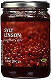 Sylt Lingon, Lingonberry preserves, Ikea Food, 14.1 oz jar - Super fruit