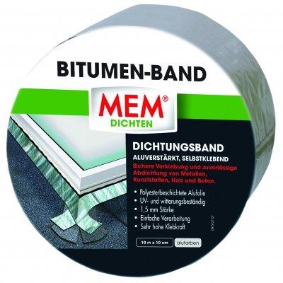 mem bitumen band 10 cm x 1 m alu 500486. Black Bedroom Furniture Sets. Home Design Ideas