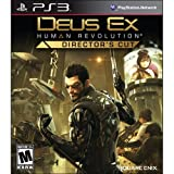 Deus Ex Human Revolution: Director's Cut – Playstation 3