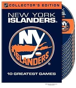 NHL: New York Islanders 10 Greatest Games