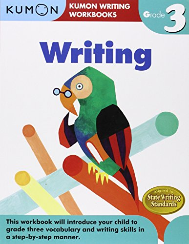 Grade 3 Writing (Kumon Writing Workbooks)