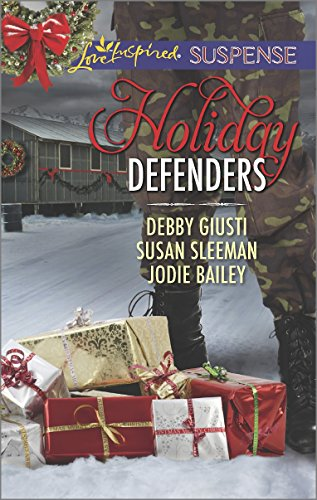 Holiday Defenders: Mission: Christmas RescueSpecial Ops ChristmasHomefront Holiday Hero (Love Inspired Suspense)