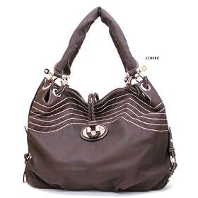 Naomi's Oversized Everyday Hobo/Handbag - Red/Coffee/Black Available - Free Shipping