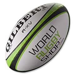 Buy Gilbert WRS A-XV Training Rugby Ball (Size 4) by Gilbert