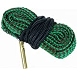 NuoYa005 Fit For Rifle/Pistol Bore Snake Gun Cleaning .22 .223 5.56 Brass Weighted Cord