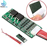 5S 15A Li-ion Lithium Battery BMS 18650 Charger Protection Board 18V 21V Cell Protection Circuit