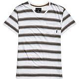 ビラボン Billabong Lowdown Crew - Short-Sleeve - Men's White アウトドア メンズ 男性用 クルーシャツ Crew Shirts 並行輸入