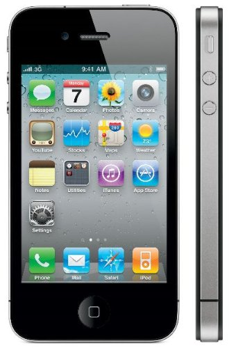Apple iPhone 4S 32GB - Factory Unlocked, Black