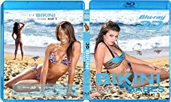 3D Bikini Beach Babes Issue #5 [Blu-ray 3D]