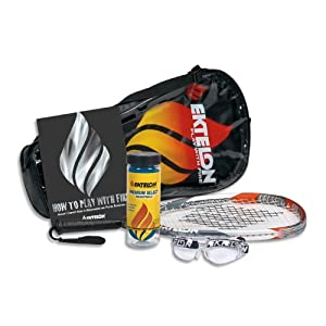 Buy Ektelon Power Pack + Racquetball Kit by Prince/Ektelon Sports, Inc.