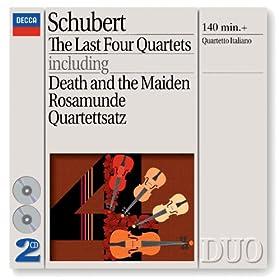 Schubert: String Quartet No.15 in G, D.887 - 4. Allegro assai