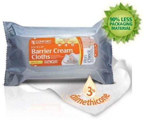 Comfort ® Bouclier incontinence Crème barrière