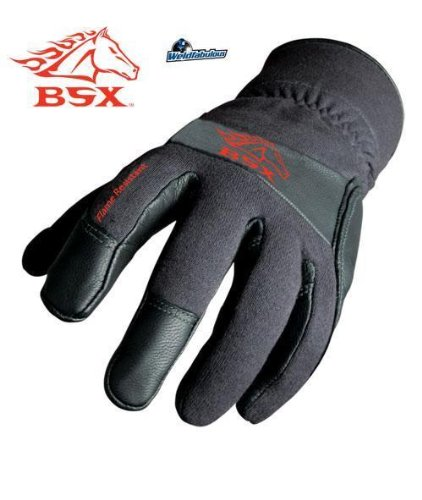 Bsx Bt50 Large Fire Cat Tig Flame Resistant Gloves