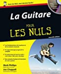 La Guitare pour les nuls (+ 1CD audio)