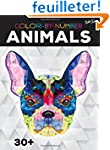 Color-by-Number Animals: 30+ Fun & Re...