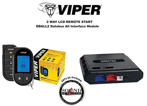 Viper-5706V-2-Way-LCD-Remote-Starter-Car-Alarm-with-DBALL2-Bypass-Interface-and-a-FREE-SOTS-Air-Freshener