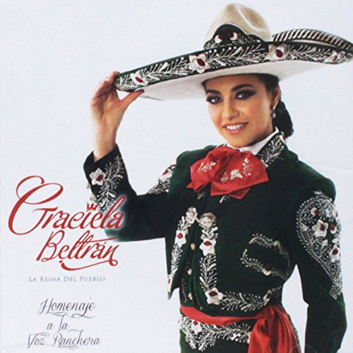 CD : Beltran Graciela - Homenaje A La Voz Rancher (CD)
