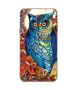 Lush Owl Samsung Galaxy J7 Case