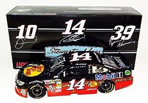 *AUTOGRAPHED2013 Tony Stewart #14 BASS PRO SHOPS (Stewart-Haas) 1 24 Lionel GEN 6... by Trackside Autographs