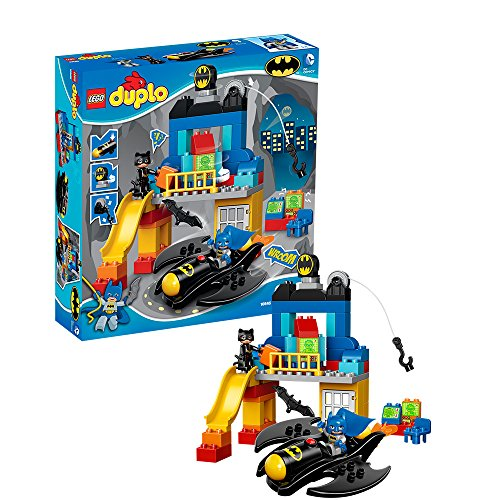 Catwoman Lego Duplo 10545 And Batman
