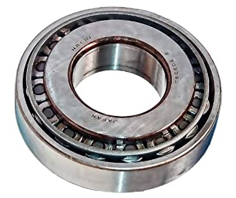 Nachi 30309 Tapered Roller Bearing, Cone and Cup Set, Single Row, Metric, 45mm ID, 100mm OD, 25mm Width