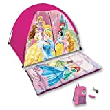 Disney Princess 5-piece Fun Camp Play Tent Kit
