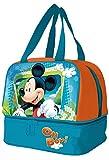 Arditex-009117-Mochila para Picnic, diseño de Mickey Mouse 20 X 14,5 X 18,5 Cm