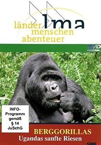 Berggorillas - Ugandas sanfte Riesen (Reihe: Länder . Menschen . Abenteuer)