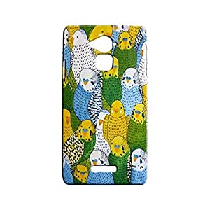 BLUEDIO Designer Printed Back case cover for Coolpad Note 3 - G6469