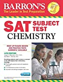 img - for Barron's SAT Subject Test: Chemistry with CD-ROM, 13th Edition book / textbook / text book