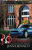 img - for Hot Property (Savannah Martin Mysteries) (Volume 2) book / textbook / text book
